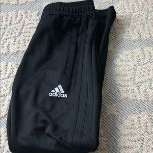 Adidas boys athletic pants size S (9/10)
